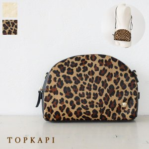 TOPKAPI ミニ ショルダーバッグ ラウンド トプカピ|amico-di-ineya