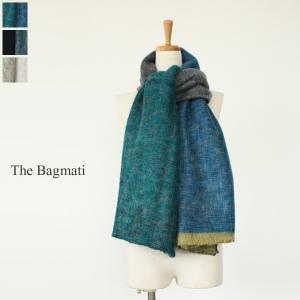 The Bagmati(ザ・バグマティ)アクリルコットン大判ストール *85323|amico-di-ineya