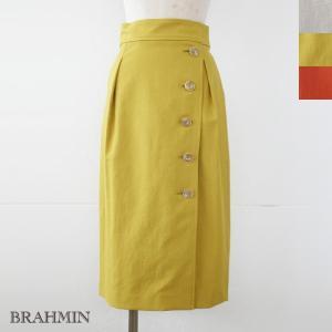 BRAHMIN (ブラーミン) バックウエストゴムリボンベルト タイトスカート|amico-di-ineya