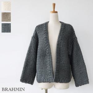 BRAHMIN ニット カーディガン ローゲージ ブラーミン B94437|amico-di-ineya