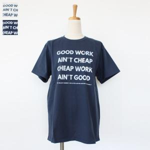 [メール便対応] Barns OUTFITTERS (バーンズアウトフィッターズ) コットン 天竺 ポケット ロゴ Tシャツ BR-6784|amico-di-ineya
