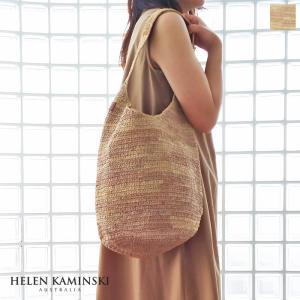 [国内正規品] HELEN KAMINSKI (ヘレンカミンスキー) ラフィア ショルダーバッグ Carillone Dune|amico-di-ineya