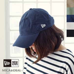 MICA&DEAL (マイカアンドディール) NEW ERA コットン コラボ CAP|amico-di-ineya