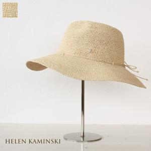 [国内正規品]HELEN KAMINSKI ヘレンカミンスキー ラフィア ハット SEFA ツバ 10cm|amico-di-ineya