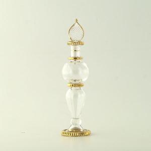 ハーバリウム ガラス 瓶 ボトル 香水瓶 おしゃれ エジプシャングラス(SサイズC) エジプト クリスマス 母の日 オイル ディスプレイ 花材