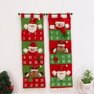 アドベントカレンダー クリスマス アドベントカレンダー 2020 子供 北欧 かわいい プレゼント クリスマスギフト カウントダウン 装飾 飾り|amistad-2