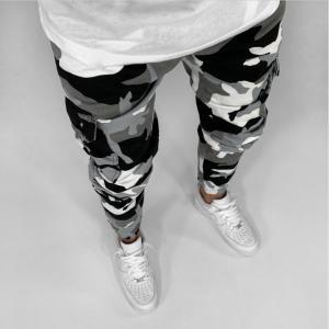 ダメージジーンズ スキニーパンツ メンズ ストレッチデニム 大きいサイズ ストリートファッション|amistad-2