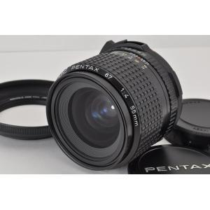 PENTAX smc PENTAX 67 55mm F4 中判レンズ|amity0925