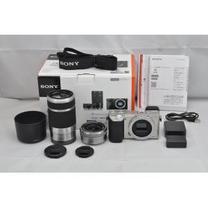 SONY α6000 16-50mm 55-210mm ダブ...