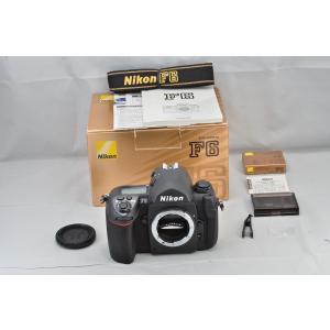 Nikon F6 ボディ
