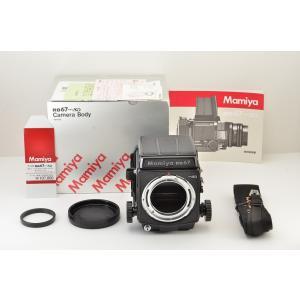 Mamiya RB67 PROFESSIONAL SD ボディ