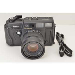 FUJIFILM フジフィルム GW690 III PROFESSIONAL (90mm F3.5) 中判カメラ MF レンジファインダー