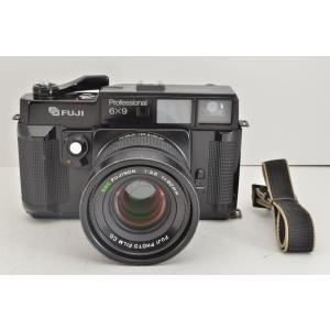 FUJIFILM フジフィルム GW690 II PROFESSIONAL (90mm F3.5) 中判カメラ MF レンジファインダー