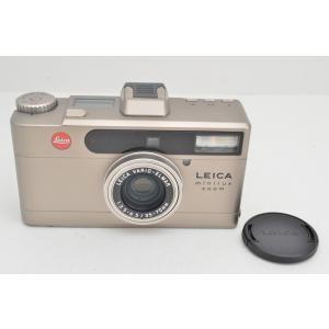 ★美品★LEICA ライカ MINILUX ZOOM (Vario Elmar 35-70mm F3.5-6.5) AF 35mmコンパクトフィルムカメラ
