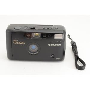 FUJIFILM フジフィルム CARDIA SUPER28WP コンパクトフィルムカメラ