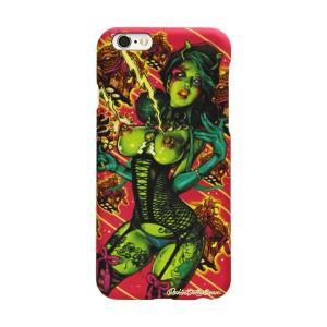 iPhone6s/6 (4.7インチ)用ケース ロッキンジェリービーン × CASE FACTORY Rockin' Jelly Bean FARPLANE|amixonlineshop