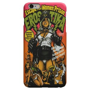 iPhone6s Plus/6 Plus (5.5インチ)用ケース ロッキンジェリービーン × CASE FACTORY Rockin' Jelly Bean Escape From Women Prison|amixonlineshop