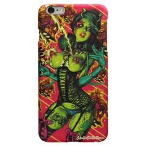 iPhone6s Plus/6 Plus (5.5インチ)用ケース ロッキンジェリービーン × CASE FACTORY Rockin' Jelly Bean FARPLANE|amixonlineshop