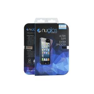 Nuglas 0.3mmラウンドエッジ 日本製ガラス使用 iPhone SE/5s/5c/5用 強化ガラス 液晶保護フィルム|amixonlineshop