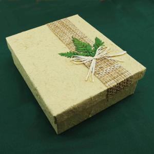 贈り物に最適なギフトボックス 衣類の送りものに重宝 Lサイズ|ammax