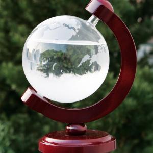 ストームグラス 気象観測 天気予報 雑貨 オブジェ インテリア ロックスモーション ROCKS MOTION ユニーク雑貨 メンズ|ammax