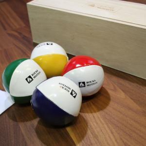 ジャグリングボール セット プロ仕様|ammax