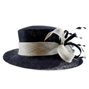 ドレスハット 礼装帽子 シナマイ帽子 髪飾り クリスタル|ammax