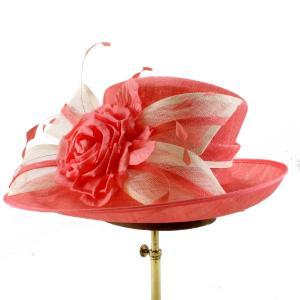 ヘッドドレス 礼装帽子 シナマイ帽子 マーガレット ドレスハット|ammax