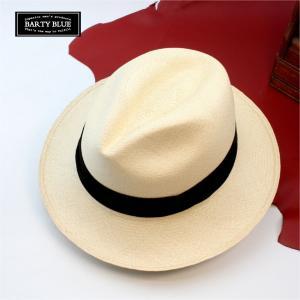 パナマ帽 パナマハット メンズ バーティーブルー BARTY BLUE バーティークリスティー|ammax