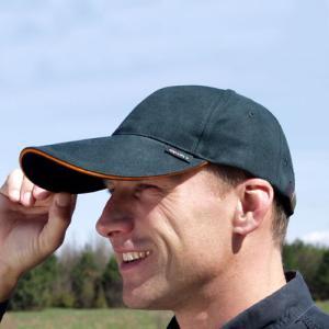 キャップ 帽子 メンズ ロングバイザー Green in a Bottle ELラインLV グリーン ウォーキング |ammax