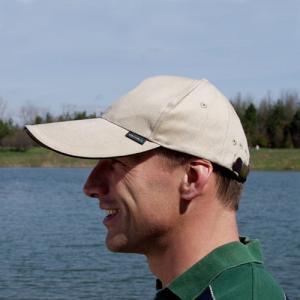 キャップ 帽子 メンズ ロングバイザー Green in a Bottle ELラインLV カーキ ウォーキング|ammax
