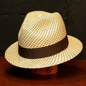 パナマ帽 パナマハット メンズ ラディカルウェーブ バルサ |ammax