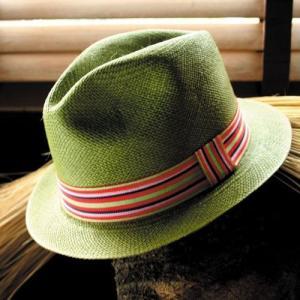 パナマハット 40%適用商品 ラディカルウェーブパナマ帽子 ロリキット カラー  ammax