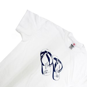 鎌Tシャツ 鎌倉 湘南のTシャツ ビーチサンダル|ammax