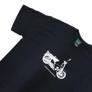 鎌Tシャツ 湘南のTシャツ メカシリーズ CUB カブ