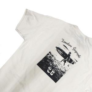 鎌Tシャツ 鎌倉 湘南のTシャツ クラッシック サーフ ナチュラル|ammax