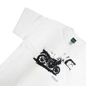 鎌Tシャツ 鎌倉 湘南のTシャツ  ライド ライド ライド|ammax