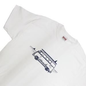 鎌Tシャツ 鎌倉 湘南のTシャツ コースト ホワイト|ammax