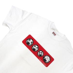 鎌Tシャツ 鎌倉 湘南のTシャツ だるまさん|ammax