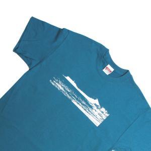 鎌Tシャツ 鎌倉 湘南のTシャツ  シーショア 海岸Tシャツ マリン|ammax
