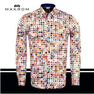 お洒落なシャツ アイコンワールド|ammax