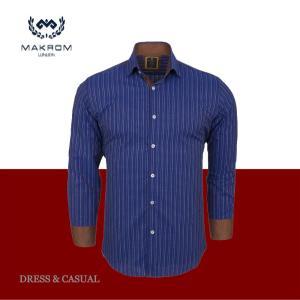 カラーシャツ ワイシャツ ドレスカジュアルシャツ マクロム キングストーン|ammax