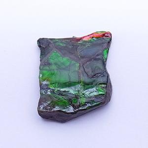 アンモライト かけら 欠片 S 標本にどうぞ パワーストーン お守り 天然石 化石 1539 ammolite-museum