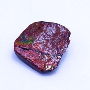 アンモライト かけら 欠片 S 標本にどうぞ パワーストーン お守り 天然石 化石 1621 ammolite-museum