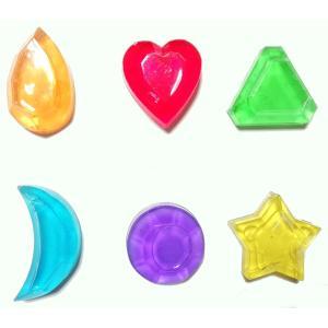 キラパテ粘土 宝石ミニタイプ 宝石型ケース入り 単品販売 amnetcity