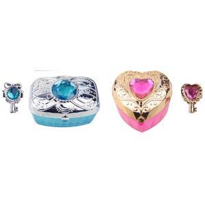 2個セット プリンセスジュエリーボックス 宝石箱|amnetcity