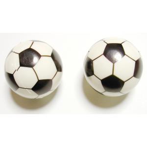 2個セット PUボール サッカー やわらかサッカーボール amnetcity