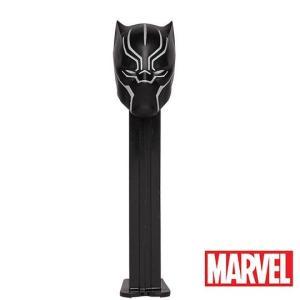 PEZ ペッツ  マーヴェル、ブラックパンサー・単品、ルーズ Marvel Black Panther|amoju