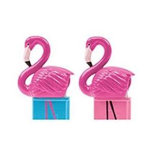 PEZ ペッツ フラミンゴ、厚足、2種セット Flamingo|amoju