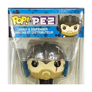 PEZ ペッツ 10 Marvel Thor Funko POP!+PEZ|amoju